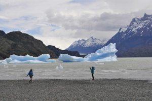 TDF-People-Looking-At-Glacier-In-Lake-5-11-20
